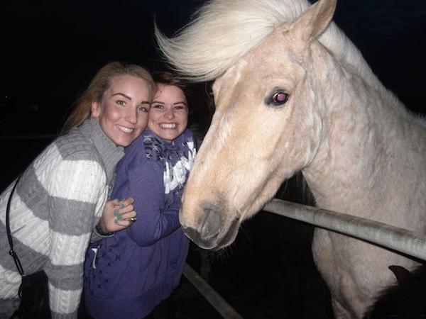 конь модный